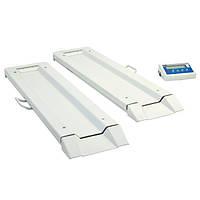 Весы рампы для кровати медицинские Radwag WPT/8B 300C