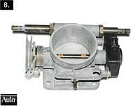 Дроссельная заслонка Alfa Romeo 33 1.5 8V 82-92г.(AR 30751)