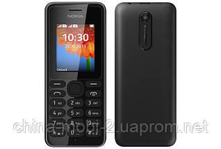 Телефон Nokia 108 dual Black ' ' ', фото 3