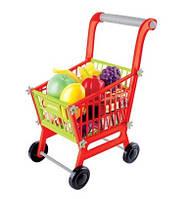 Тележка Супермаркет 14365 с продуктами