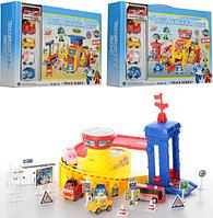 Детская игрушка Гараж 660-190-1-2 Robocar Poli (3 вида)