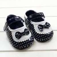 Туфли-пинетки для девочки.Первая обувь для малышей.