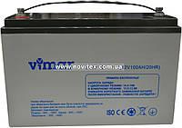 Аккумулятор мультигелевый Vimar B100-12 12В 100Ah, фото 1