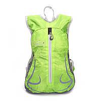 Рюкзак спортивный 1121 (светло-зеленый)