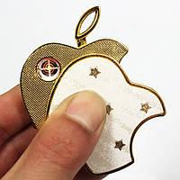 Стильная электронная USB зажигалка Apple (Яблоко)