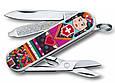 """Подростковый швейцарский нож для девушек Victorinox CLASSIC """"Mexican"""" 06223.L1602 разноцвет, фото 2"""