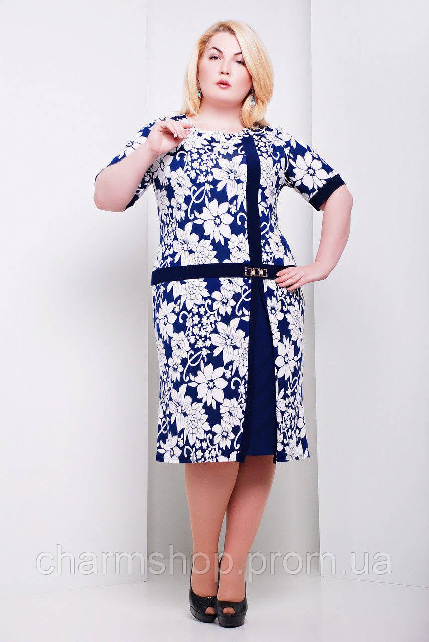 328d0c386ee7 Модные женские платья больших размеров  продажа, цена в Киеве ...