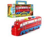 Поезд музыкальный 3023 Chuggington Metr+