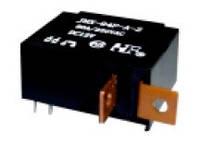 Магнитное реле блокировки JMX-94FAZ60DC12V (60A 12V)  /NHG/
