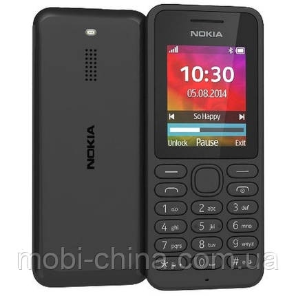 Телефон Nokia 130 dual Black ''''', фото 2