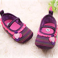 Туфли-пинетки на девочку.Первая обувь на малышей., фото 1