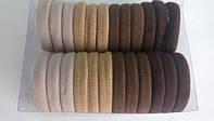 Резинки для волос диаметр 4 см (12 штук)