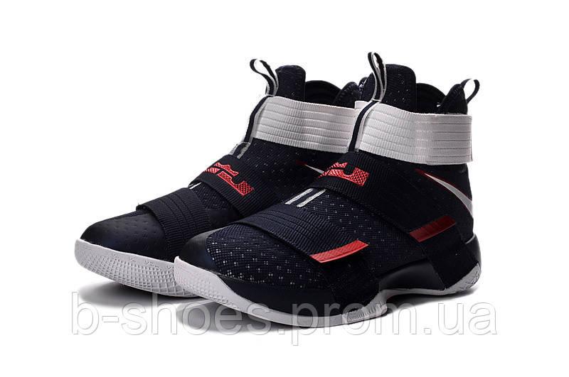 Мужские баскетбольные кроссовки Nike LeBron Zoom Soldier 10 (USA)