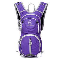 Рюкзак спортивный 440 (фиолетовый)