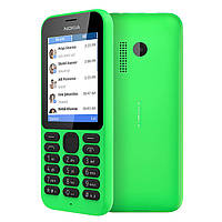 "Телефон Nokia 215 DS Bright green 2,4"", фото 1"
