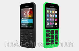 "Телефон Nokia 215 DS Black 2,4"", фото 3"