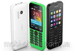 "Телефон Nokia 215 DS Black 2,4"", фото 2"