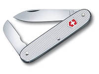 """Армейский складной нож из 2 предметов VICTORINOX """"ALOX"""" 08020.26 серебристый"""