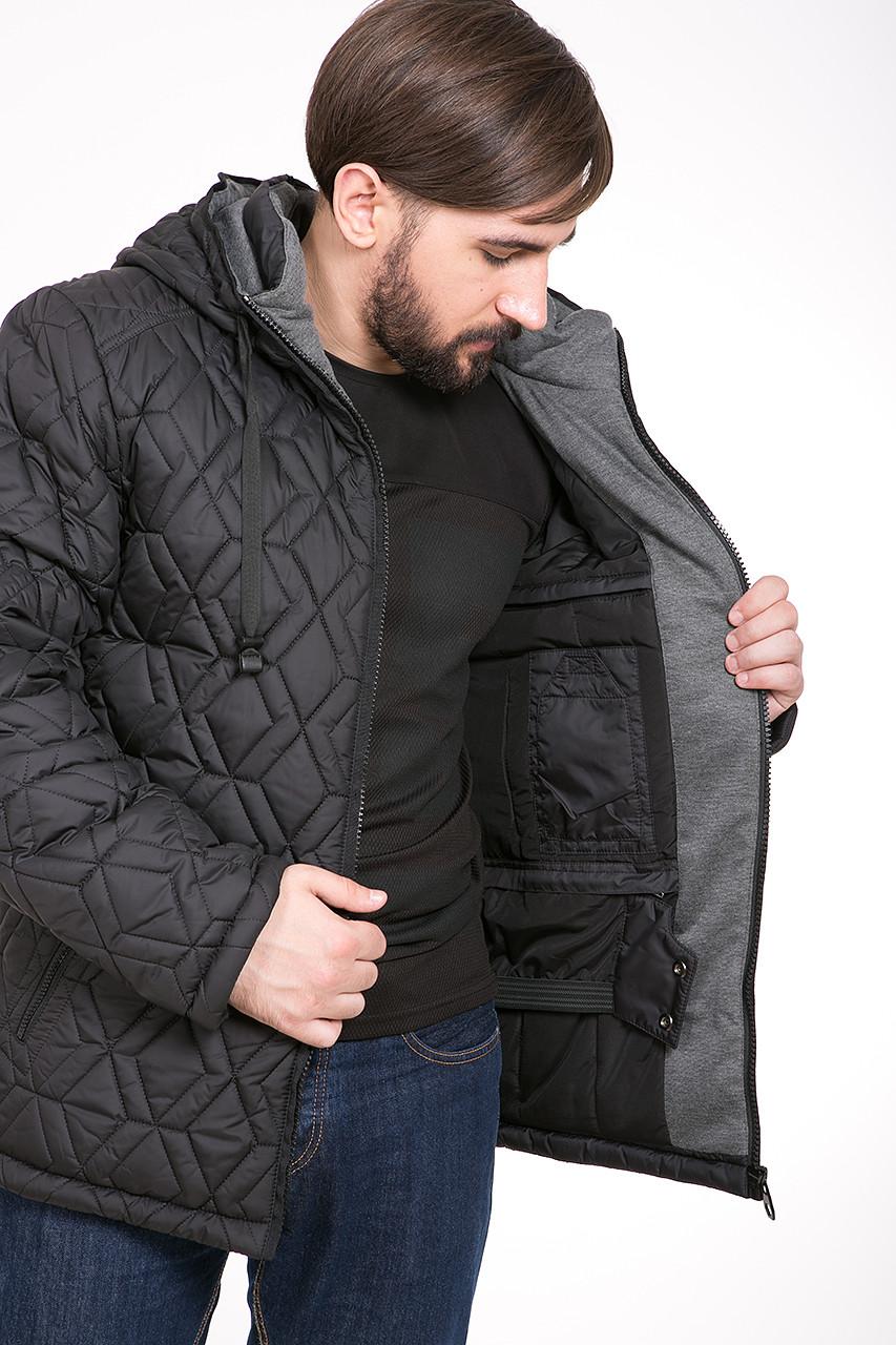 Демисезонная мужская куртка на синтепоне CW12MD85