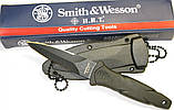 Нож тактический Smith & Wesson HRT BOOT, фото 2