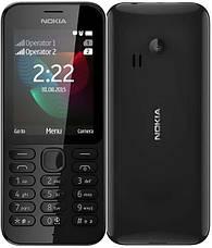 """Телефон Nokia 222 DS 2,4"""" White ' 5, фото 3"""