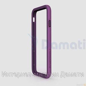 Чехол-бампер для телефона EVOLUTIVE LABS RhinoShield CrashGuard для Apple iPhone 6/6s purple (EVCGIP6PU)