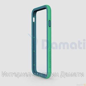 Чехол-бампер для телефона EVOLUTIVE LABS RhinoShield CrashGuard для Apple iPhone 6/6s green (EVCGIP6G)
