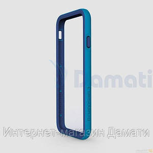Чехол-бампер для телефона EVOLUTIVE LABS RhinoShield CrashGuard для Apple iPhone 6/6s blue (EVCGIP6B)
