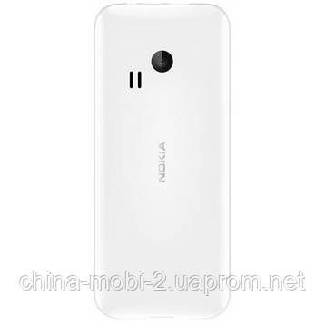 """Телефон Nokia 222 DS 2,4"""" White ' 5, фото 2"""