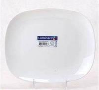 Sweet line white блюдо прямоугольное 35 см Luminarc E8007