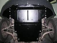 Защита картера Audi A4 В7 2004-2008 V-1,8Т; 2,0TDI;,АКПП,двигатель, КПП, радиатор (Ауди А 4