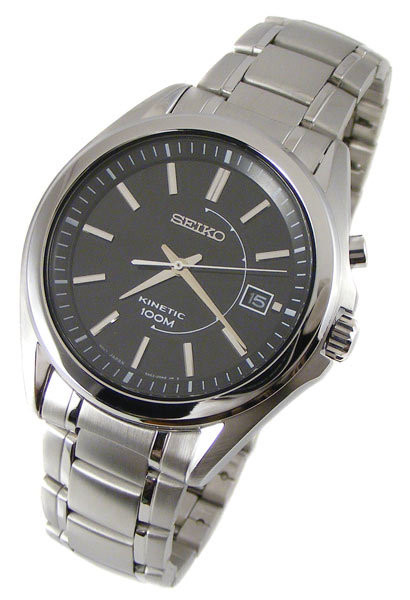 Часы Seiko SKA523P1 Kinetic