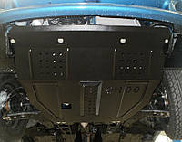Защита двигателя Daewoo Lanos 2012- V-1.4 АКПП,двигун, КПП, радиатор (Део Ланос) (Kolchuga)