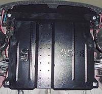 Защита двигателя Daewoo Matiz 2005- V- всі,двигун, КПП, радиатор (Део Матиз) (Kolchuga)