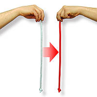 Фокус Веревка меняет цвет Color changing rope