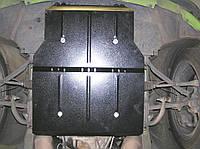 Защита картера Dodge Charger SXT 2006-2010 V-3,5; 5,7;,АКПП/4 WD,двигун і КПП частково (Додж, фото 1