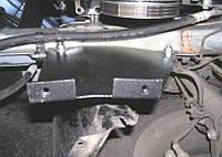 Защита картера Fiat Grande Punto 2005-2010 V-1,4; 1,6 бензин,МКПП/АКПП,двигун, КПП, радиатор