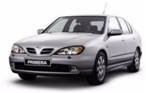 Тканевый авточехол PRIMERA (P11) 1996-2003