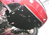 Защита картера Fiat Grande Punto 2005- V-1,3D,МКПП/АКПП,двигун, КПП, радиатор (Фиат Гранде