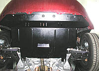 Защита картера Fiat Linea 2007- V-1,4 /turbo/,МКПП,двигун, КПП, радиатор (Фиат Линеа )