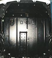 Защита картера Geely Panda LC Cross 2012- V-1,5 i,МКПП/АКПП,двигун, КПП, радиатор (Джилии Панда
