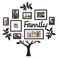 Рамка Семья  композиция на стену