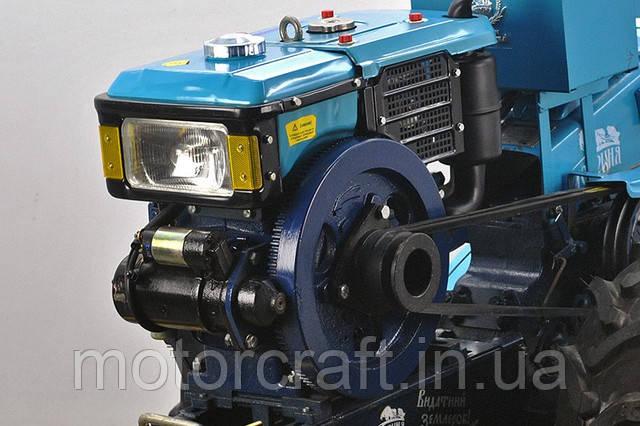 Двигун Добриня R190E (11 л. с.) (стартер)