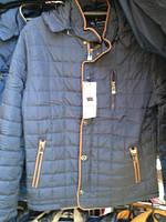Стильная мужская куртка плащевка