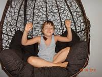 Кресло кокон подвесное, ротанговое кресло, кресла коконы подвесные, фото 1
