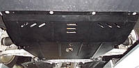 Защита картера двигателя Jeep Cherokee KL 2013- V-2,0CRDI, АКПП,двигун, КПП, радиатор, (Джип Чероки