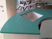Кухонные столешницы из кварца, кварцевого агломерата