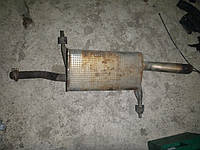 Глушитель (1,6 HDI 8V) Citroen Berlingo 2 08-12 (Ситроен берлинго), 1730Y0