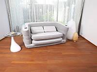 Раскладной диван-трансформер Bestway 200х160х60 см.