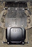 Защита двигателя-оцинкованная Mitsubishi Pajero Sport 2000-2008 V-3,0,МКПП,двигун, КПП, радіатор ( Митсубиши, фото 1